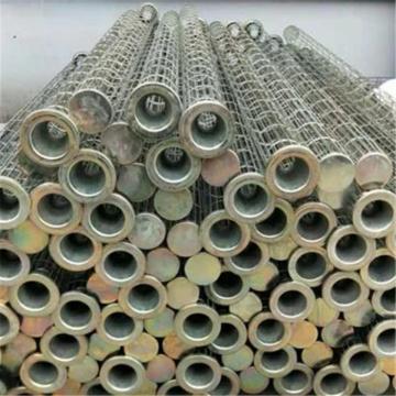 Colector de polvo Bolsa de filtro Jaula en planta de energía