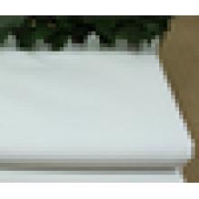 Hochwertiges gewebtes weißes Baumwoll-Gewebe