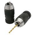 machine parts  thread mounted keyless drill chucks