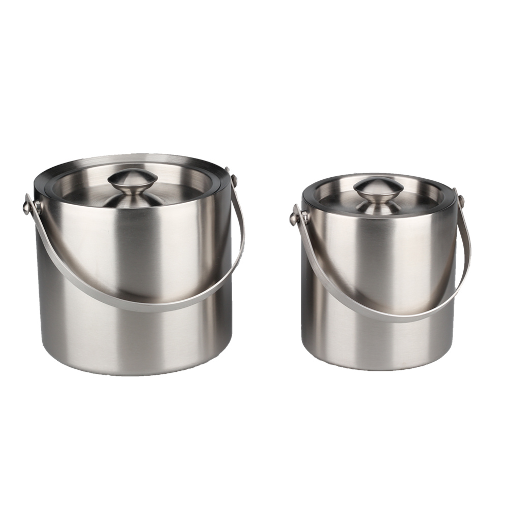 Set Of 2 Ice Bucket