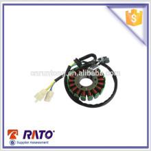 Suministro de China para la bobina del magneto de la motocicleta de los postes de GS 18
