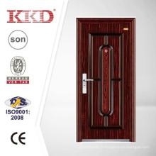 Porte en acier de sécurité KKJ-508 de Yongkang Chine