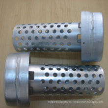 Dispositivo antirrobo del combustible del camión de acero del dispositivo anti-sifón