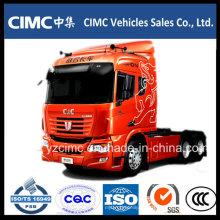 China Berühmte Marke C & C Traktor Kopf 6 * 4 (U460)