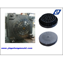 Taizhou Kunststoff Spritzgussform Manhole Cover
