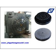 Molde de tampa de bueiro de injeção de plástico de Taizhou