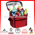 Hot Sell Polyester Cooler Bag Lunch Bag Thermal Lunch Bag