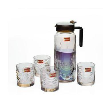 Hochwertiger Glasbecher Set Küchenartikel Kb-Jh06175