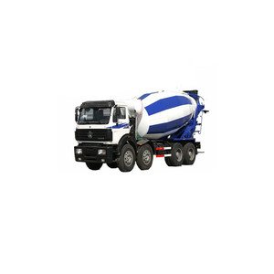 Concrete Mixer Truck Used for Engineering and Construction