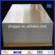 A5 AB2 AB1 A95 A97 lamelle / plaque en diamant en alliage d'aluminium