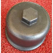 Tampa de filtro de bomba de ferro fundido