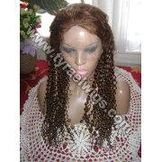 100% human hair curl wigs women