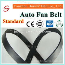 High quality fan belt v belt 5kw poly v belt 4PK1210 for car engine fan