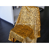 100% polyester fleece fabric printed animal print fleece fabric