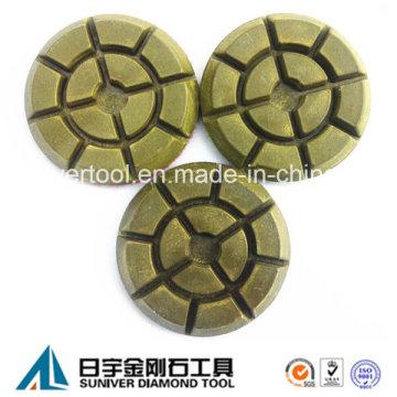 Resin Bond Diamond Polishing Pads for Concrete Floor