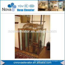 320KGS, 4 Persons Luxuary Home Lift Elevator
