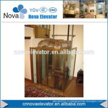 320KGS, 4 Человек Роскошный дом Лифт Лифт