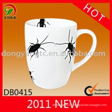 Factory direct wholesale porcelain animal shaped mugs