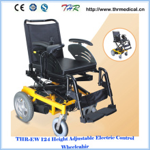 Fauteuil roulant électrique réglable en hauteur (THR-EW124)