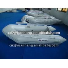 Надувная рыбацкая лодка 270
