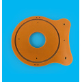 Orange Insulation bakelite electric components