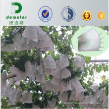 Prevención química de insectos y sustancias químicas Apery Paper Grape Fruit Nursery Growing Bags para exportar a Chile
