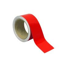 Dark Red Reflective Tape
