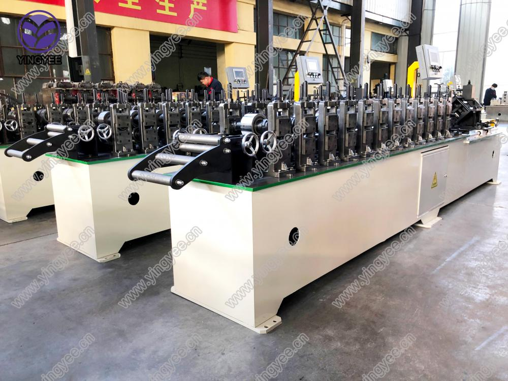 Angle Roll Forming Machine From Yingyee003