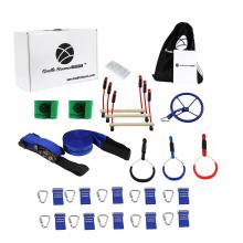 Kit de course à obstacles Backyard Outdoor Ninja Slackline