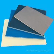 Hoja de PVC de color flexible para jugar a la tarjeta