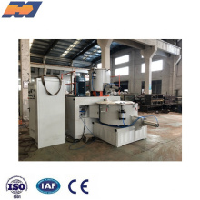 Vertical Plastic High Speed Mixer Unit Heater and Cooler Machine for PVC Raw Material