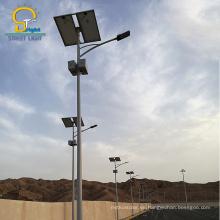 Ahorro de energía rentable luces de calle adicionales de energía solar