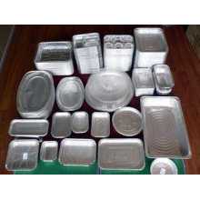 Household Aluminum Container foil for Lunch Box