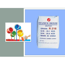 Rutile Titanium Dioxide R218 Close to Blr 699 Used for Paints and Coatings