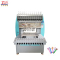 12 Colors Automatic Plastic PVC Dispensing Machine