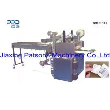 Maquinaria de embalagem de almofada de gaze multi-funções