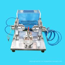 Máquina de pelar con alambre plano