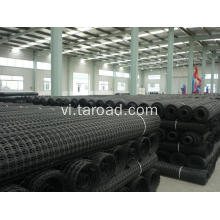PP geogrid gia cố geosynthetic hai chiều geogrid