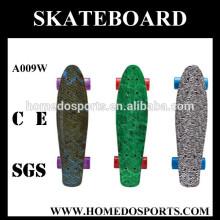 Nuevo crucero de skate 22 en colores pastel