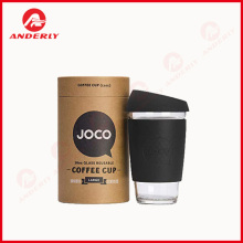 Custom Logo Printed Paper Tube Packaging