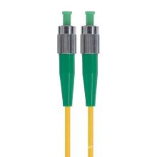 Cordón de parche de fibra óptica FC de baja pérdida