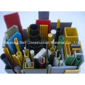 Corrosion Resistant Fiberglass Angles, FRP/GRP Equal Angles, Pultruded Profiles.