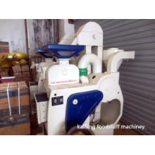 Máquina de trituração portátil automática do arroz do diesel