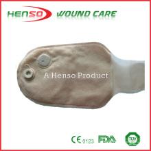 Pochette hydrofuge monobloc HENSO avec fermeture d'étanchéité et fermeture de serre