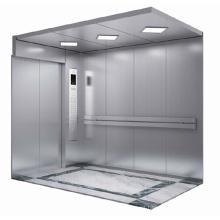 Ascensor de cama con capacidad de 1000 kg (puerta de apertura central)