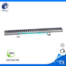 Lavadora de pared LED de alta potencia impermeable de 108W