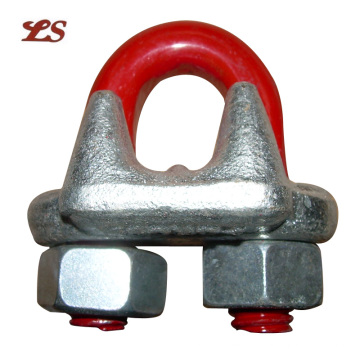 U. S Tipo Drop Forged Cable Wire Rope Clip