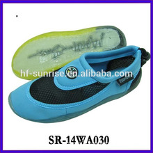 fashion men waterproof beach shoes walk on water shoes beach aqua shoes