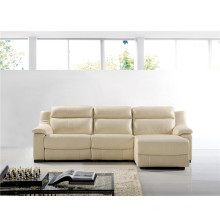 Sofá reclinable eléctrico USA L & P Mechanism Sofa Down Sofa (729 #)