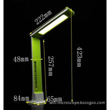 No Ghosting Table Lamp Natural Light With Large Lithium Battery